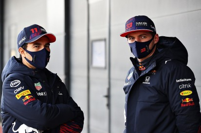 Perez: F1 experience a big weapon in Red Bull fight against Verstappen