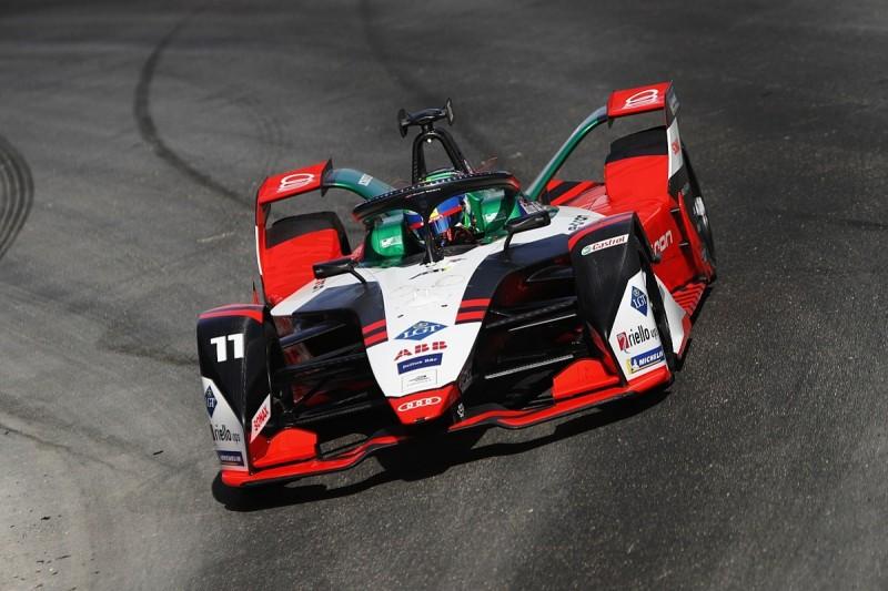 Formula E takes control of Audi team licence sale
