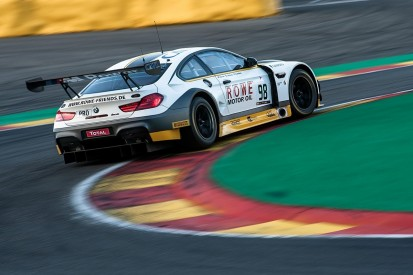 Rowe Racing commits to DTM with BMW M6 GT3