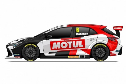 Toyota teases new look for BTCC 2021 challenger