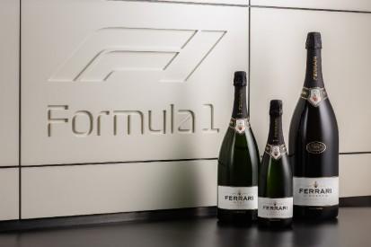 Neuer Schampus für die Formel 1: Ferrari mit Podestgarantie