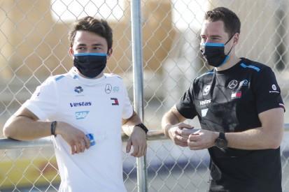 Nyck de Vries verstärkt Mercedes 2021 als Ersatzfahrer neben Vandoorne
