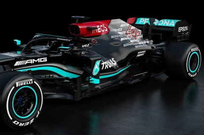 Mercedes confesses to hiding new W12 F1 car floor from rivals