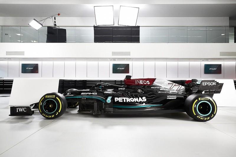 Can Mercedes' W12 retain the team's crown?