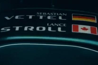 Formel-1-Liveticker: Der Aston-Martin-Launch in der Chronologie