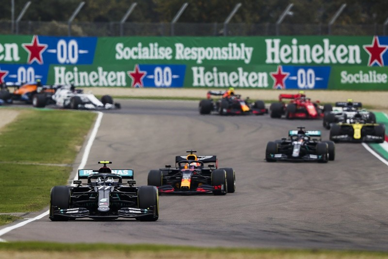Why F1 shouldn't wed itself to tradition over sprint race decision