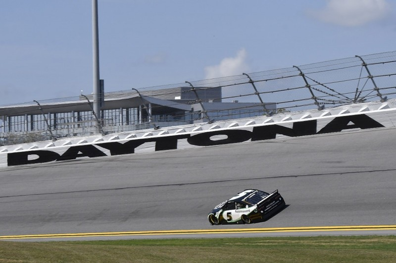 How a second-chance NASCAR ace is rebuilding his career