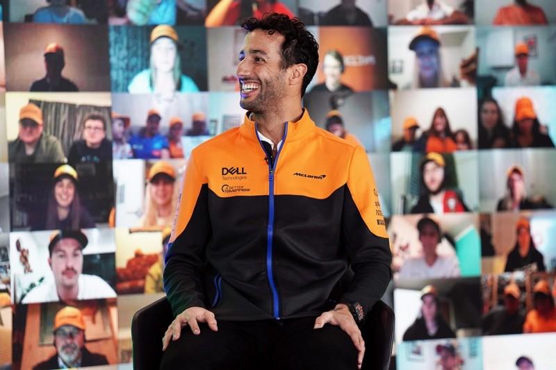 The F1 racing statement that Ricciardo should make again