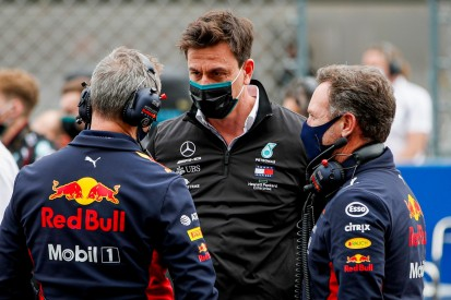"""Toto Wolff: """"Red Bull ist mit Sicherheit der erste Konkurrent"""""""