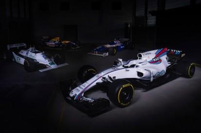 Formel-1-Liveticker: Der Williams-Launch in der Chronologie