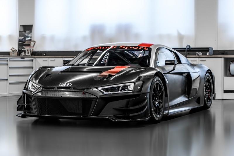 Abt testet mit R8 LMS GT3 in Vallelunga: So will man 2021 ...