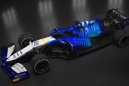 Launch Williams: FW43B in neuem Zebra-Look