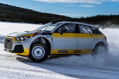 Mattias Ekström bringt den Audi quattro in den Rallyesport zurück