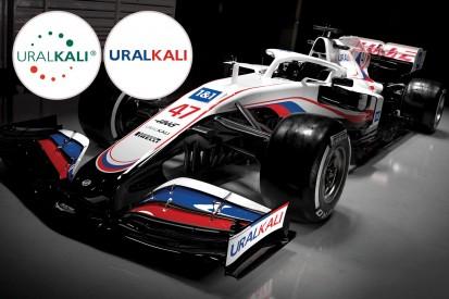 """Was steckt wirklich hinter der """"russischen"""" Lackierung des Haas-Teams?"""