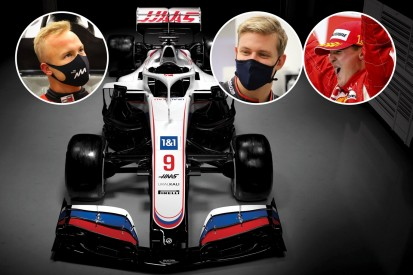 Vorbild Michael Schumacher: Warum Masepin damit zurückhaltend ist