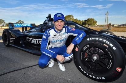IndyCar-Youngster Palou: Werde häufiger gewinnen als Alonso und Sainz