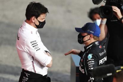 Mercedes: Warum Bottas mehr Kommunikation einfordert
