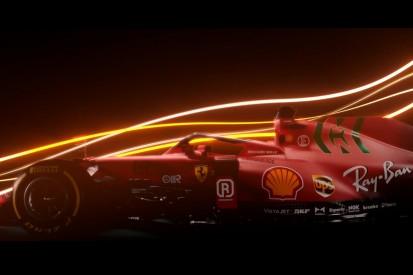 Leak bei Launch des Ferrari SF21: So sieht das neue F1-Auto aus!