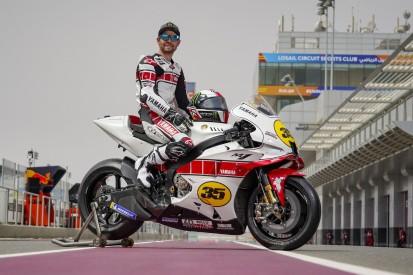 Speziallackierung in Katar: Yamaha feiert 60 Jahre GP-Sport in Rot und Weiß