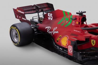 """Ferrari SF21: Chefdesigner erklärt """"radikale Änderungen"""" am Auto"""