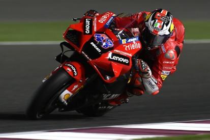 MotoGP-Test Katar Mittwoch: Jack Miller unterbietet Rundenrekord