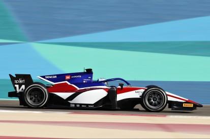 Formel-2-Testfahrten Bahrain 2021: Beckmann mit einer Bestzeit