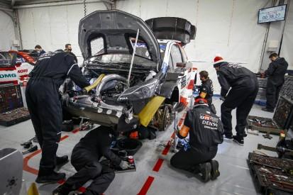 Verzögerung und fehlende Teile: Frust bei WRC-Teams über Hybrid-Einheiten