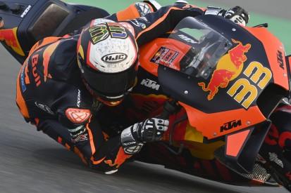 Brad Binder mit vier Stürzen an drei Tagen: KTM beim Katar-Test mit Sorgen