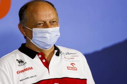 Nach positivem Corona-Test: Alfa-Romeo-Teamchef Vasseur fehlt in Bahrain