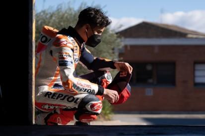 Grünes Licht der Ärzte: Marc Marquez darf mit Motorradtraining beginnen