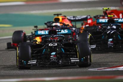 Hülkenberg: Warum George Russell im Mercedes in Bahrain glänzen konnte