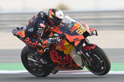Mit Änderung des Fahrstils: KTM-Pilot Brad Binder kommt voran