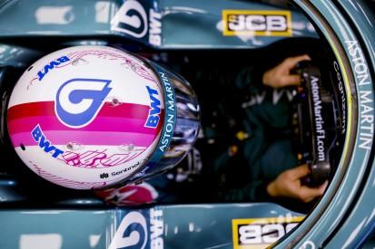 Wie es dazu kam, dass Sebastian Vettels Helm jetzt rosa ist
