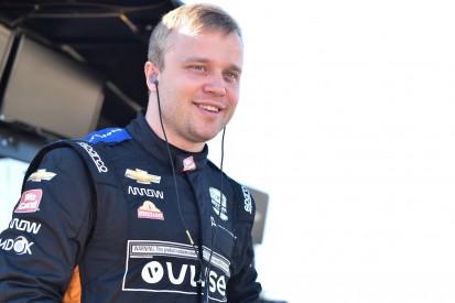 Felix Rosenqvist über IndyCar-Einstieg: Nichts war so schwierig