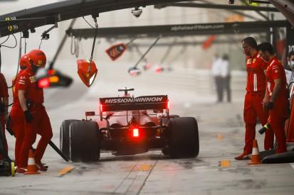 "Formel-1-Test: ""Anomalie"" bei Ferrari-Motor verzögert Sainz-Debüt"