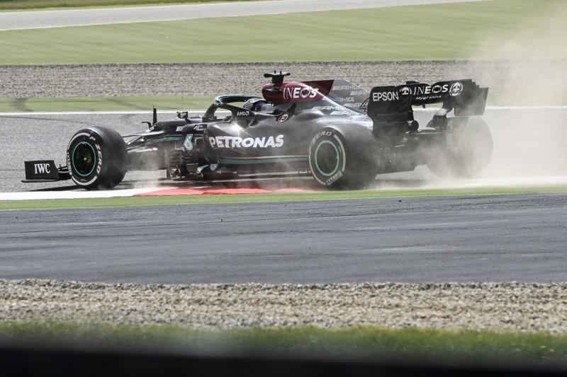 Formel 1 Rennstrecken 2021