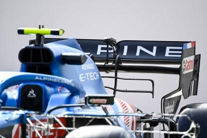 """Formel-1-Technik erklärt: Die """"dicke"""" Airbox am Alpine A521"""