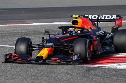 Formel-1-Test 2021 Bahrain: Red Bull verliert die Motorhaube!
