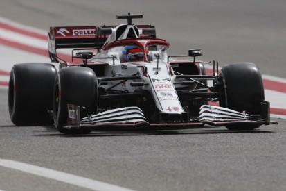 """Kimi Räikkönen: Verbesserter Ferrari-Motor """"hilfreich"""" für Alfa Romeo"""