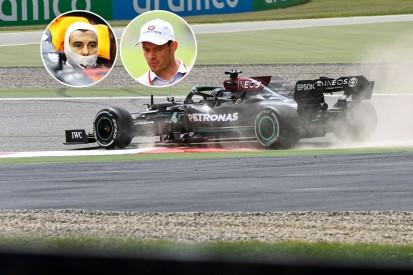 Video-Analyse Tag 2: Wie viel hat Red Bull auf Mercedes aufgeholt?