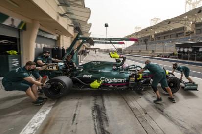 Sebastian Vettel & Aston Martin: Ist eine stabile Hinterachse der Schlüssel?