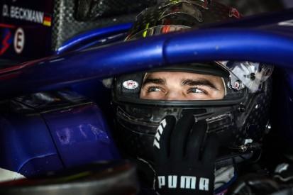 """Nach erfolgreichem Formel-2-Test: David Beckmann """"träumt von der Formel 1"""""""