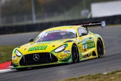 HTP Winward: Nur ein Auto im ADAC GT Masters 2021, aber langer Name