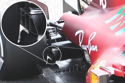 Finne hoch drei am Ferrari-Diffusor: Ist das der Turnaround?