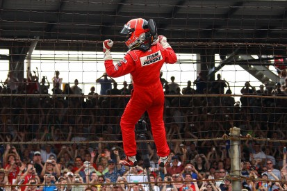 """""""Spider-Man"""" Castroneves über seinen emotionalen dritten Indy-500-Sieg"""