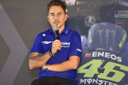 Jorge Lorenzo: Wer ihn beim MotoGP-Test überrascht und enttäuscht hat