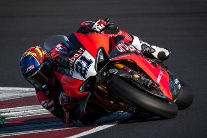 WSBK-Test Misano: Michael Ruben Rinaldi beschert Ducati die Bestzeit