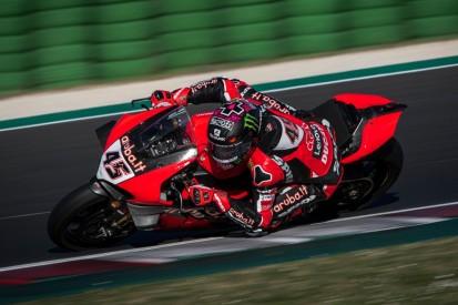 Ducati: Redding mit 2021er-Panigale nicht zufrieden, Rinaldi mit Test-Bestzeit