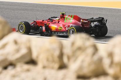 """Carlos Sainz: """"Glaube nichts über den Mercedes"""""""