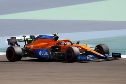 """Lando Norris vom neuen McLaren überzeugt, aber: """"Niemand zeigt alles"""""""